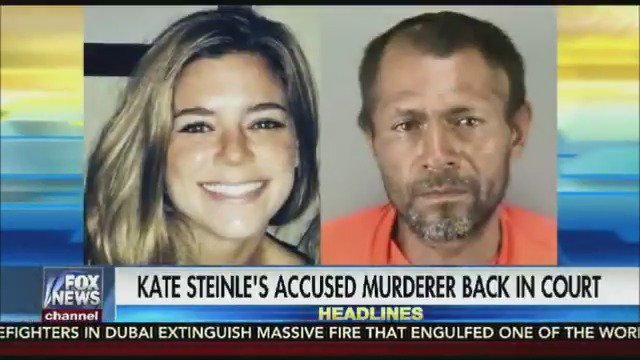 Illegal immigrant accused of murdering Kate Steinle is back in court today https://t.co/aDiCzfAsUh