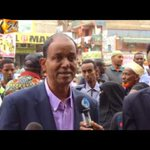 Kamukunji MP Yussuf Hassan calls for a peaceful election