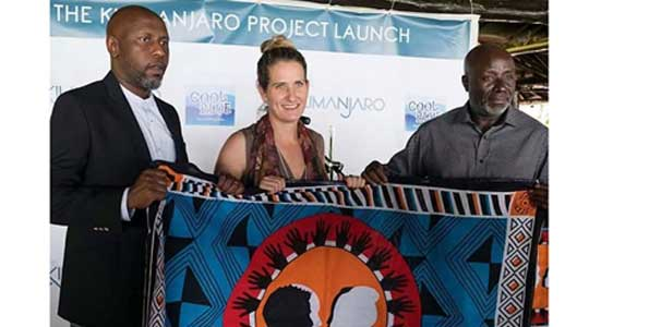 Project to use khanga to raise environment awareness