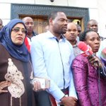 Former CUF MPs flop at high Court