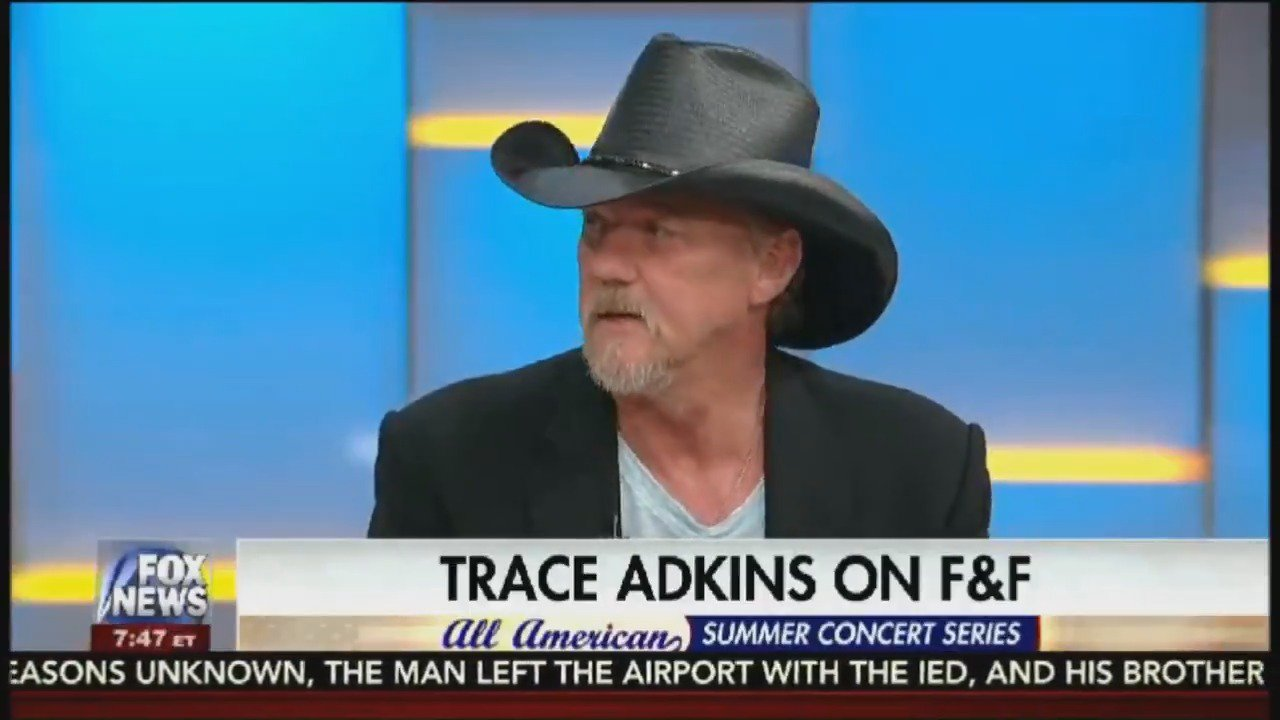 .@TraceAdkins: I have thought about getting into politics, but it would probably be at a local level https://t.co/WXLlLhSqV7