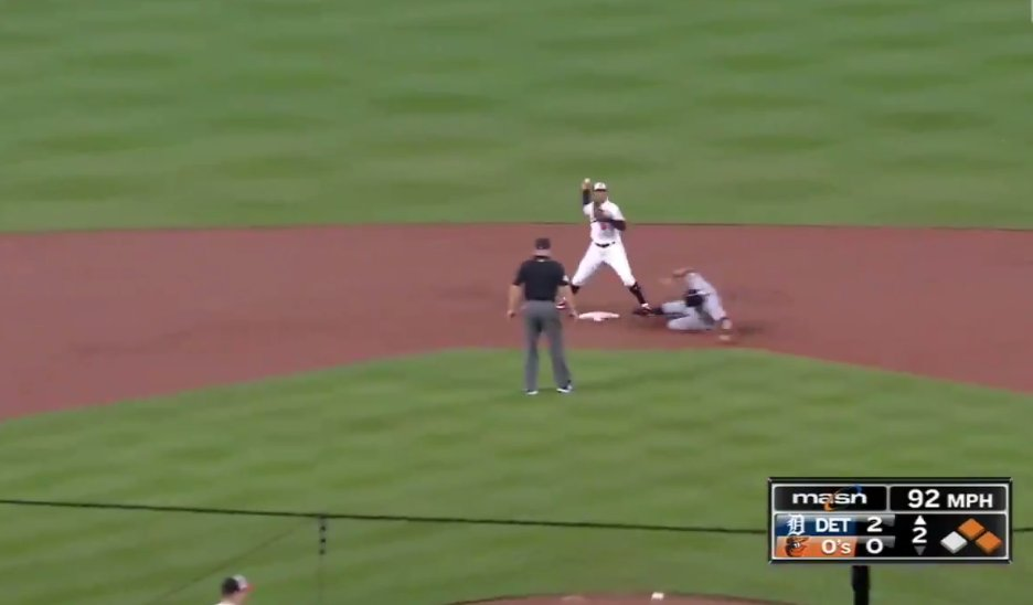 Baltimore Orioles turn the fourth triple play of the MLB season https://t.co/NILk75ElpF https://t.co/7YZjeQ6hE7