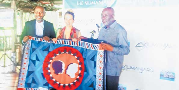 Mount Kilimanjaro ice saving move launched