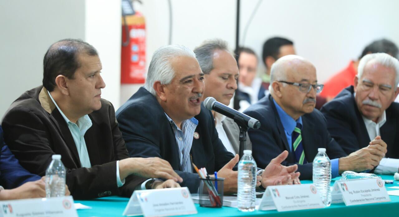 Todas las voces y las propuestas de la @CNC_CEN serán escuchadas en la #XXIIAsambleaPRI. #TuVozPRImero https://t.co/nQ88yjSoA1