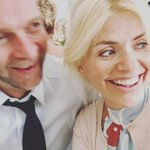 Holly Willoughby shows off her stunning bikini figure in Instagram snap to celebrate tenth wedding anniversary with husband Dan