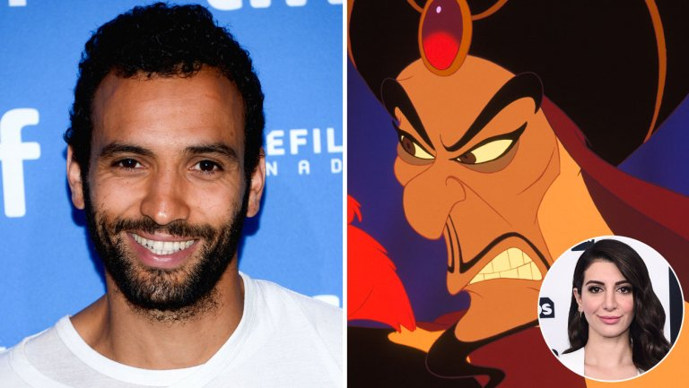 Exclusive: @Disney's live-action Aladdin finds its Jafar