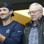 Jerry Jones says biggest regret is not getting Romo to Super Bowl