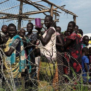 Diarrhea outbreak kills 14 South Sudanese refugees in Sudan's East Darfur