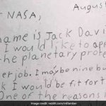 For NASA's 'Planetary Protection Officer' Job, Letter From A 9-Year-Old