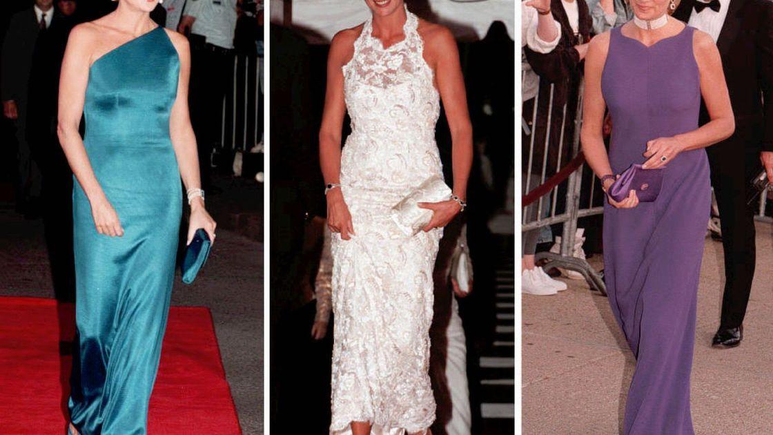 Photos: Princess Diana's fashion legacy