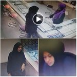 Video of woman fleeing with RM10k bracelet from Bangi jewelry shop goes viral