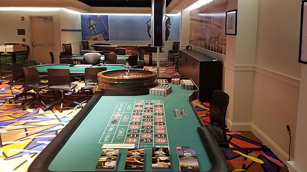Bristol Community College Opens Casino 'Gaming Lab'