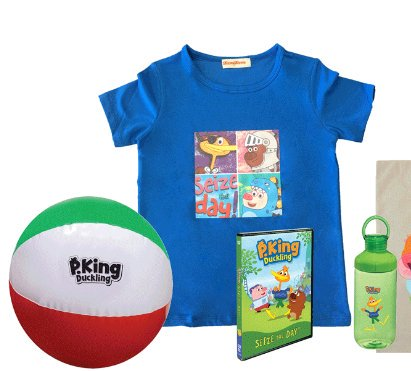 P.King Duckling Gift Pack