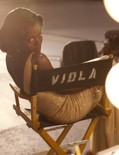 Happy birthday to an inspiration and living legend, Viola Davis