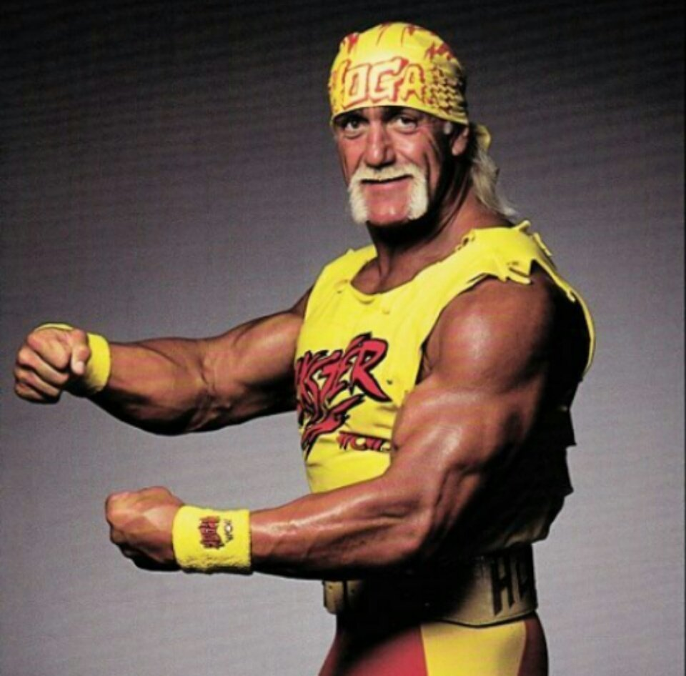 (Hulkamania\s Voice) WELL LET ME TELL YOU SOMETHING BROTHER! Happy 63rd Birthday To The Legendary Hulk Hogan
