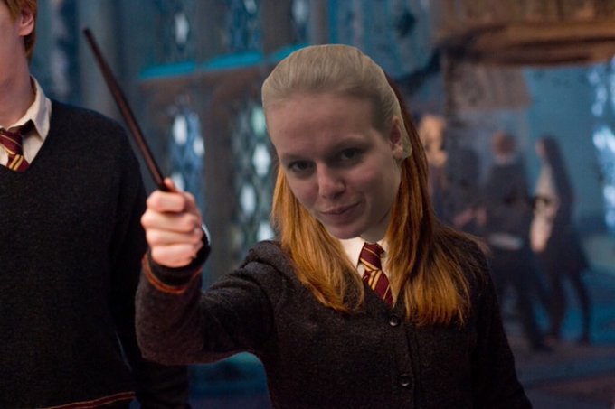 Happy birthday to my girl (and alter-ego), Ginny Weasley