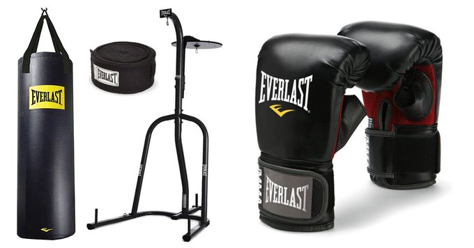 Everlast Kickboxing Bundle Giveaway