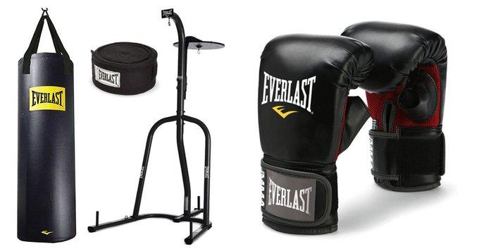 Everlast Kickboxing Bundle Giveaway