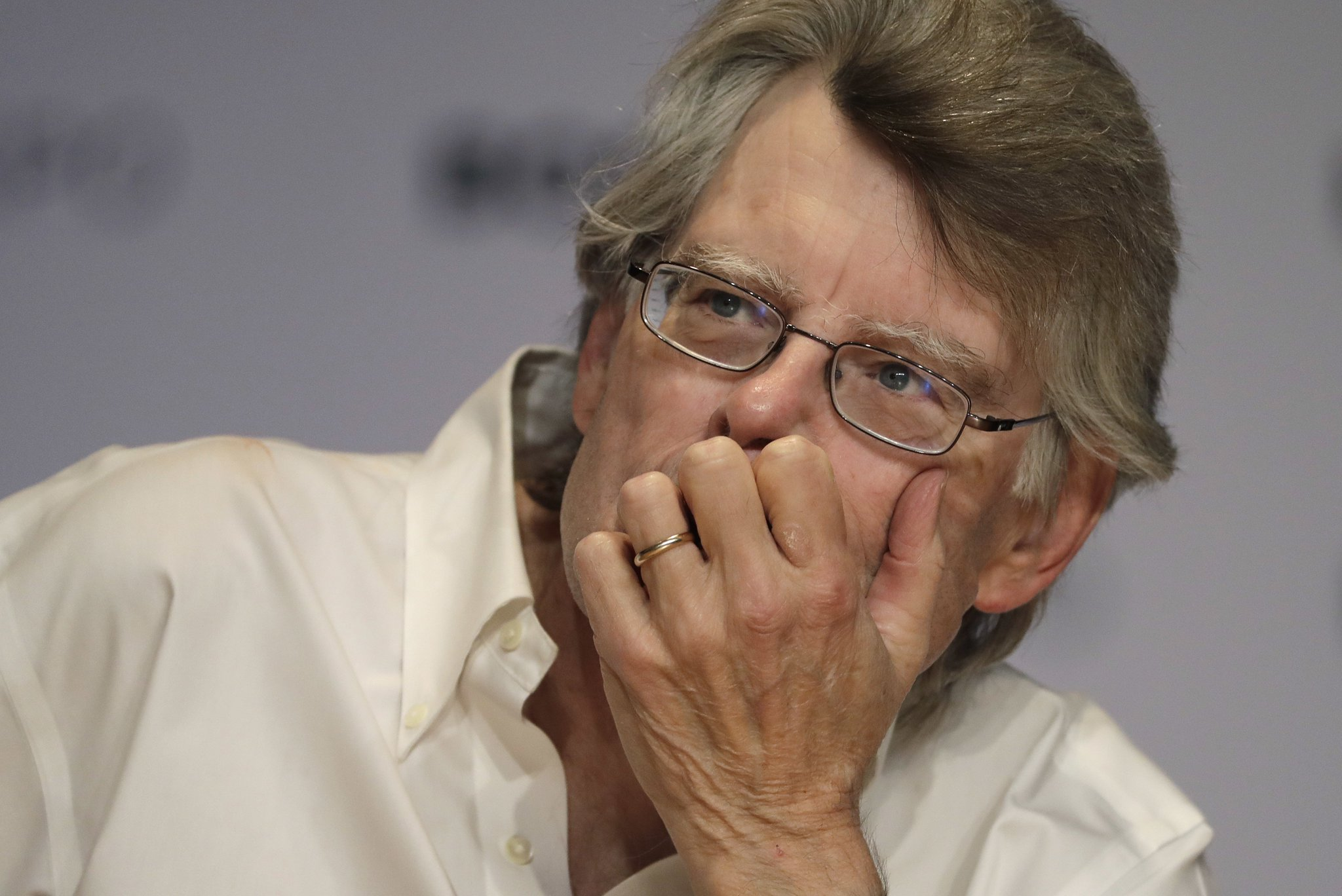 Even the king of horror gets scared sometimes: @StephenKing reveals his biggest fears https://t.co/xkG57MyELL https://t.co/BEoxyNNUGo