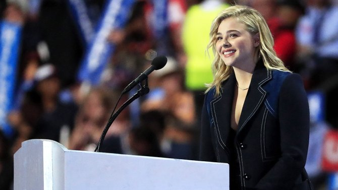 @ChloeGMoretz on Melania and Ivanka Trump: 'Women deserve better role models' https://t.co/5wWLxmoyYG https://t.co/Y20uXuFaLk