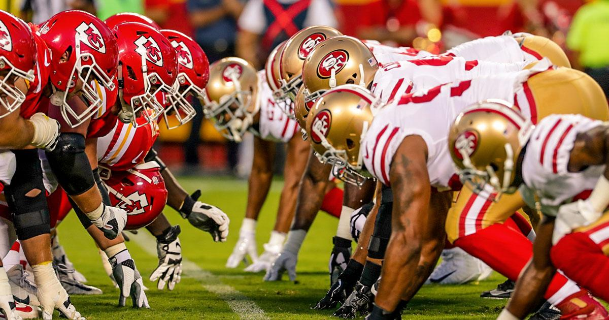 #SFvsKC in-game updates: https://t.co/pZBnlJXqUH https://t.co/P8qORv4NJz