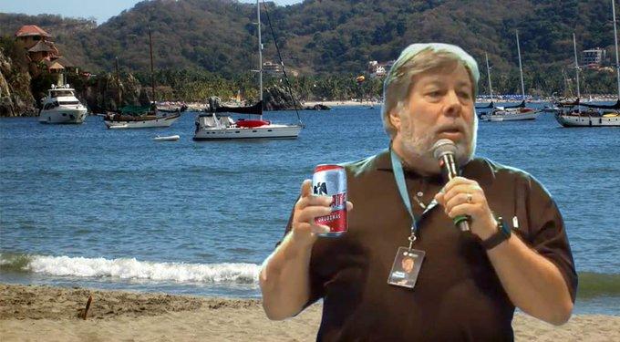 Happy Birthday Steve Wozniak!