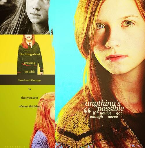 Happy Birthday, Ginny Weasley