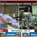 Nasa security agents detain then release 'police officers'