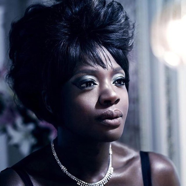 Happy Birthday to 10-time Black Reel Award nominee, THE Viola Davis . . .