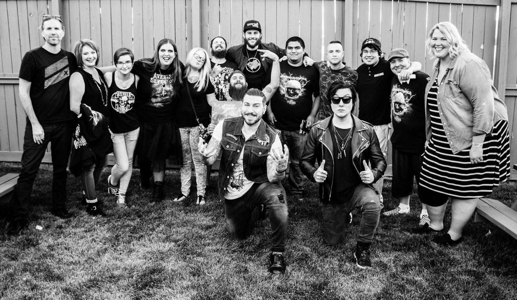 #DeathbatNation Meet and Greet - Salt Lake City #avengedsevenfold #thestageworldtour ��:@rafacore https://t.co/ZcCFVIPGDA