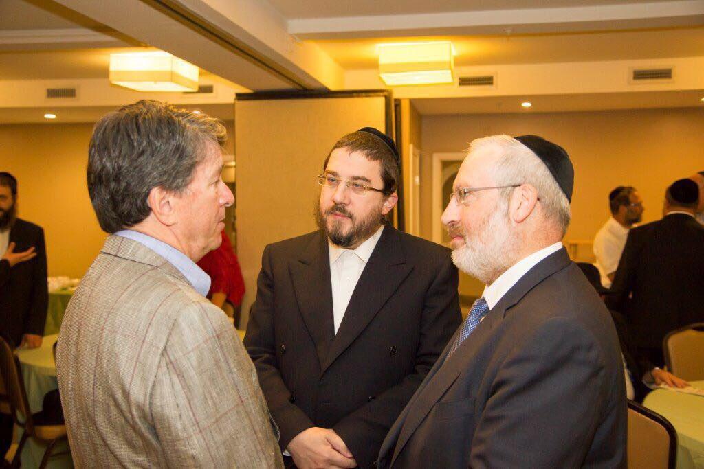 Orthodox jewish dating beshert