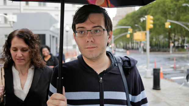 BREAKING: 'Pharma Bro' Martin Shkreli convicted at securities fraud trial