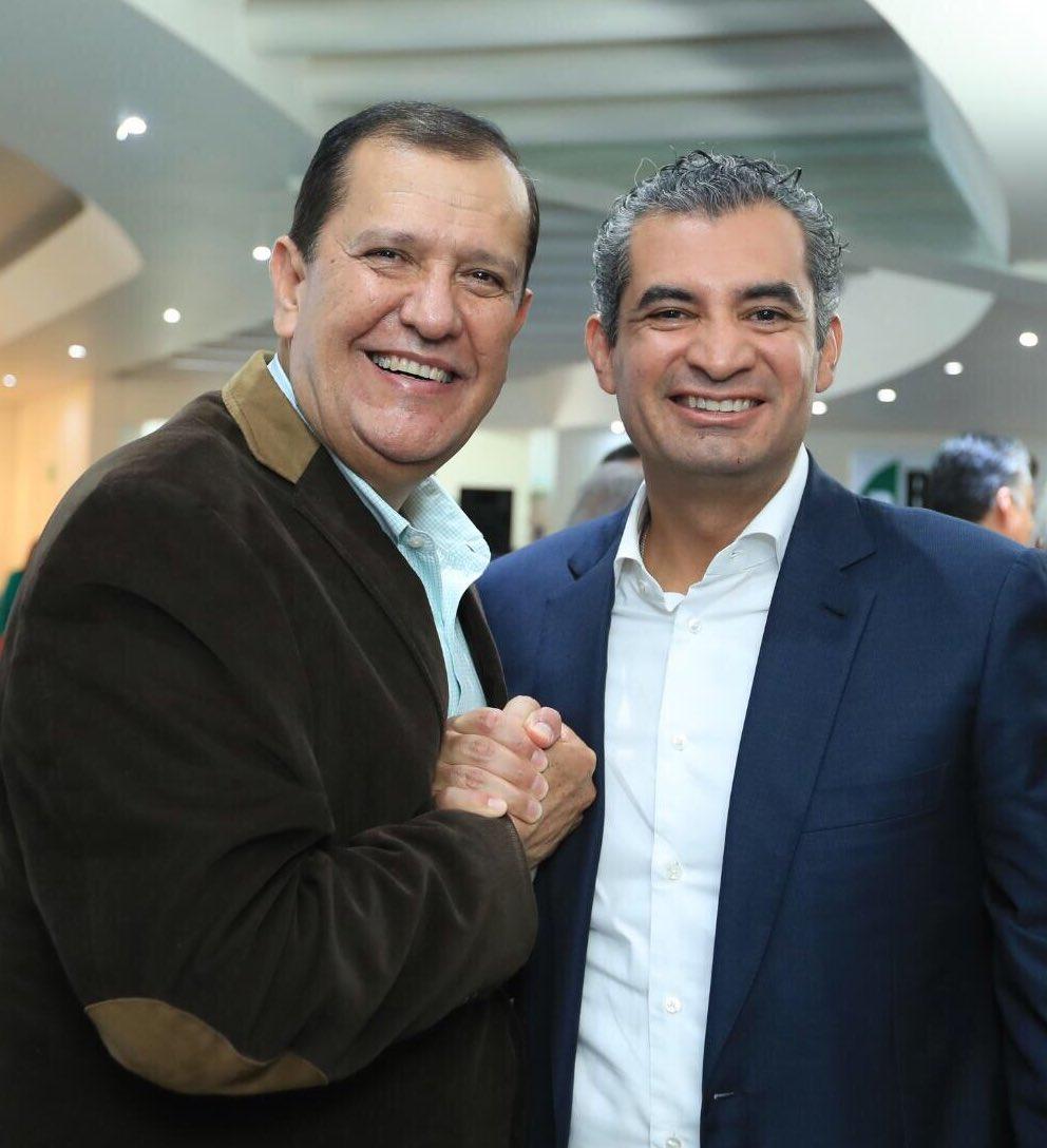 La @CNC_CEN ha mostrado fraternidad y unión: @ManuelCota. #TuVozPRImero en la #XXIIAsambleaPRI. https://t.co/VXjPwYjEkz