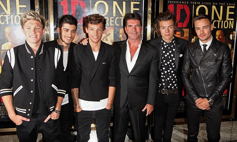 Simon Cowell talks One Direction reuniting without Harry Styles