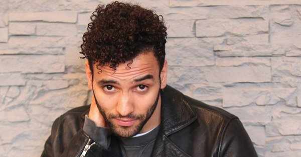 Marwan Kenzari will play Jafar in Disney's live-action Aladdin and have you seen his face?
