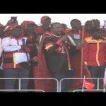 President Uhuru Kenyatta seeks Maasai community blessings at Suswa