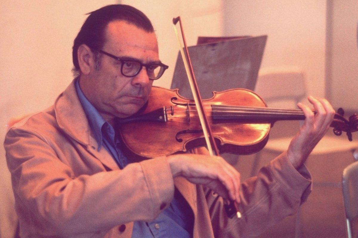 Philadelphia Orchestra stalwart violinist George Dreyfus, 97