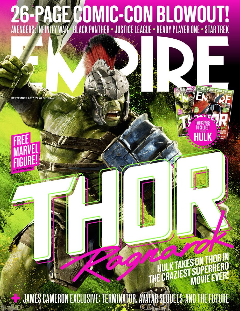 RT @MarkRuffalo: Hulk smash on the cover of @empiremagazine! https://t.co/IMwD2gDMIe