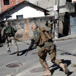 A year after Olympics, Brazil's army called to quell violence in Rio