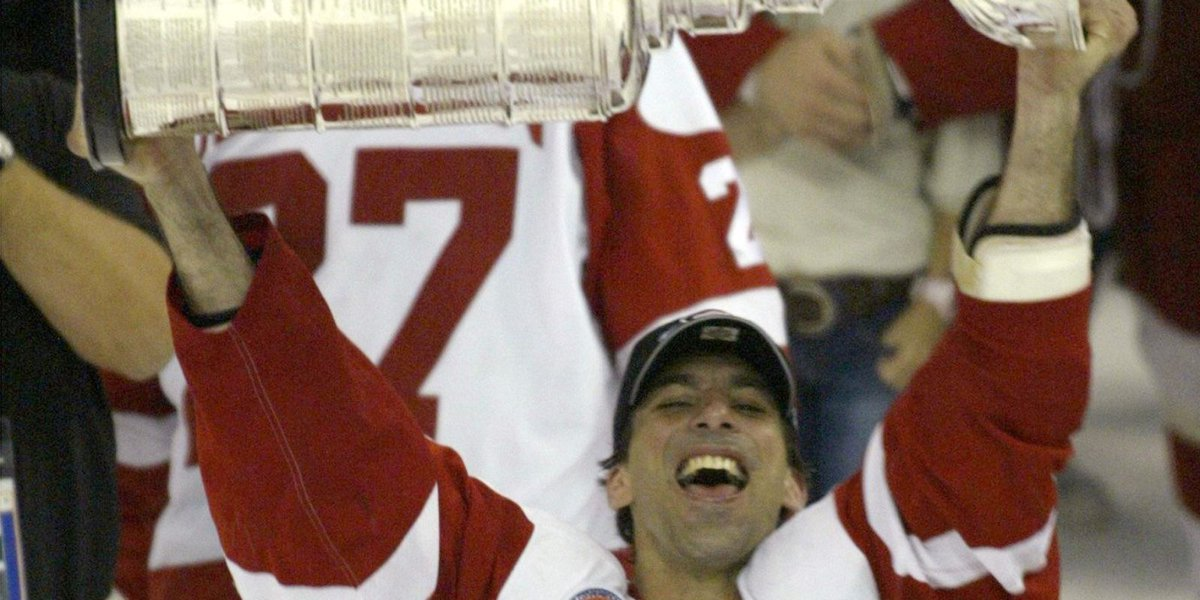 Red Wings' Chris Chelios named Team USA assistant for 2018 Olympics
