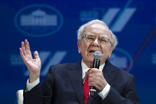 Profit at Buffett's Berkshire falls 15 percent as costs rise