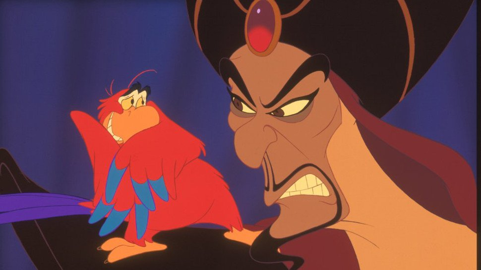 .@Disney's live-action 'Aladdin' has found its Jafar