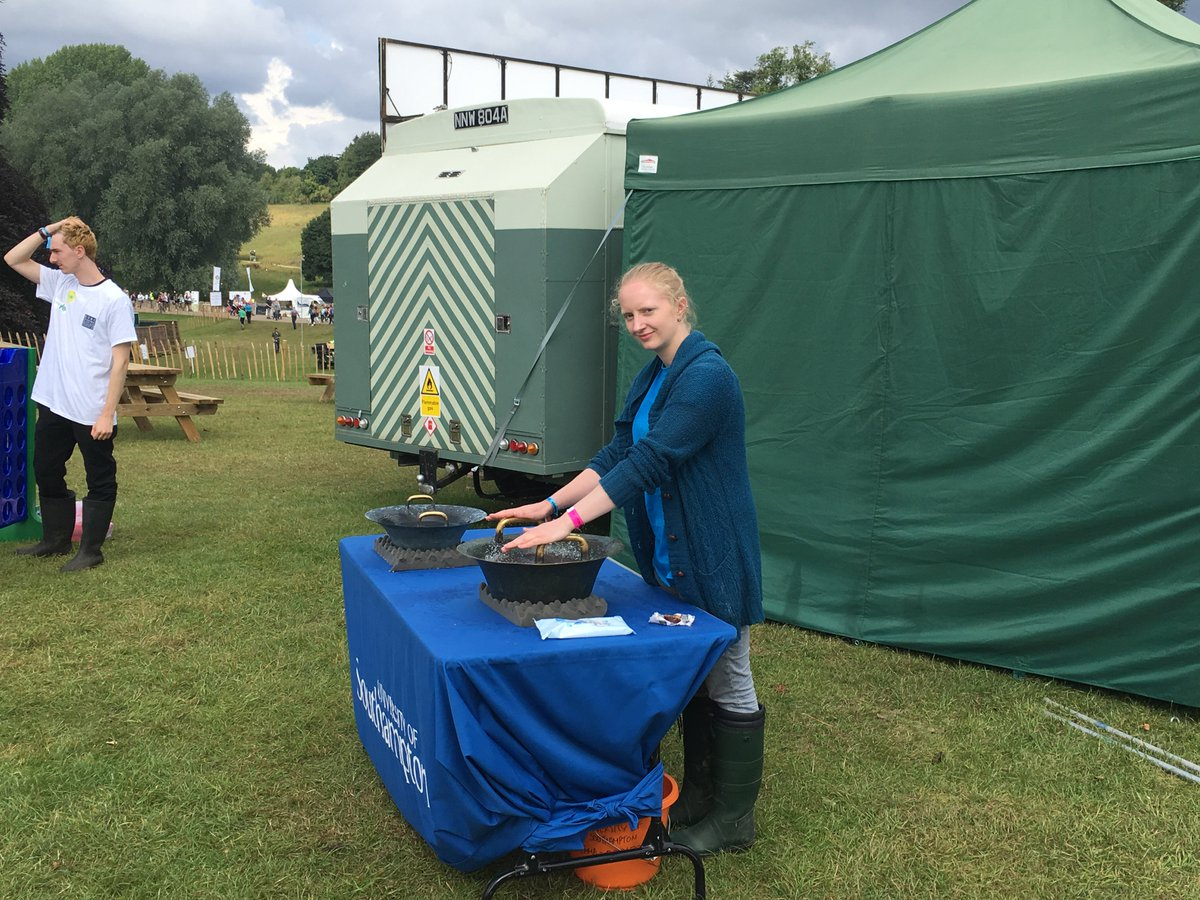 test Twitter Media - Day 3 @Countryfilelive come on down & see #CDTSIS & @UoS_Roadshow teams fantastic exhibits! @BerryEscott @SotonEngEnv @UoS_Engagement https://t.co/hiBzvPoucL