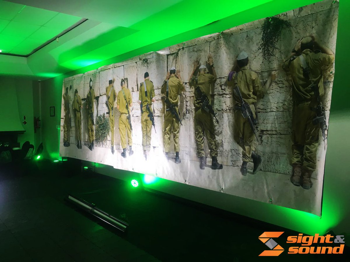 test Twitter Media - At the Royal Kensington Golf Club, Sight and Sound JHB washed the room with colour for a camo themed Bar mitzvah. https://t.co/qaOVfKjRIO