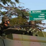 Brazil crime: Military launch operations in Rio favelas