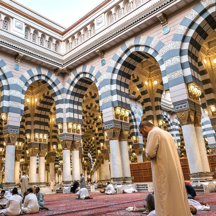 Mecca revealed on camera by Adelaide photographer in rare insight