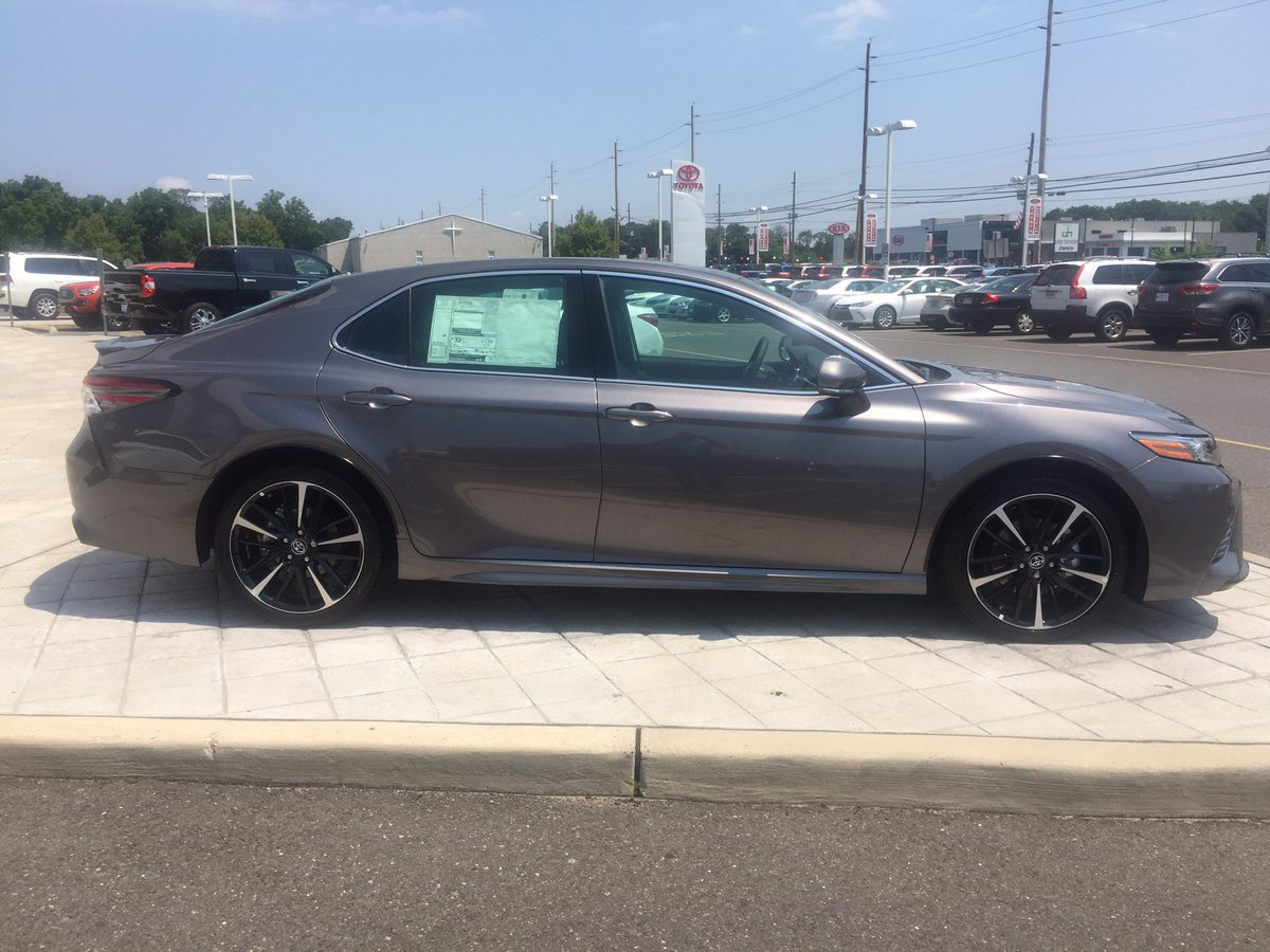 #MyFriendshipsAre predicated upon getting great car deals 🚗🤝👥 2018 #Toyota #Camry XSE https://t.co/rMRrTLXy89