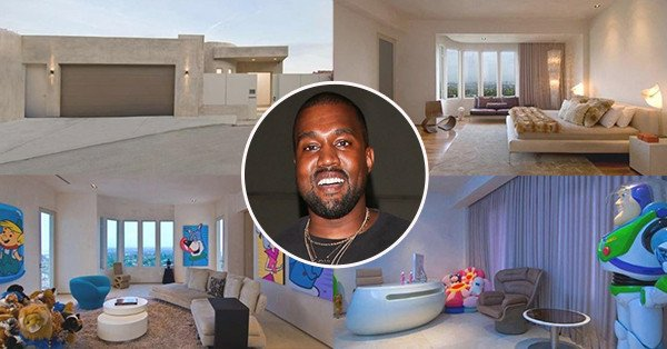 Kanye West's former bachelor pad in the Hollywood Hills has sold for $2.95 million: