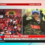 Governor Hassan Joho tells President Kenyatta to start preparing to be the leader of the opposition
