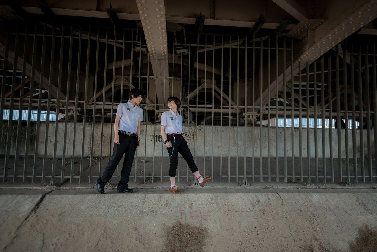 あー😭😭残響のテロルのデータいただきました😭😭最高ナイン:山田涼子さんツエルブ:音々撮影:ネハトさん